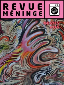 Couverture Revue Méninge 06